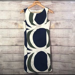 Anthropologie Tabititha sheath dress